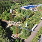 luchtfoto Verbeke Foundation